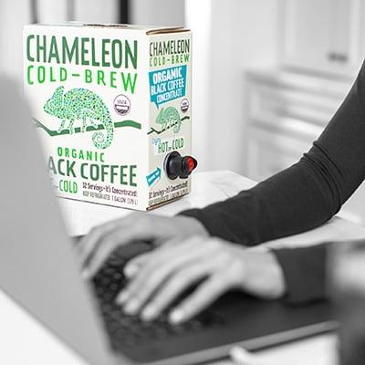 Chameleon Cold Brew Coffee Bag-in-Box