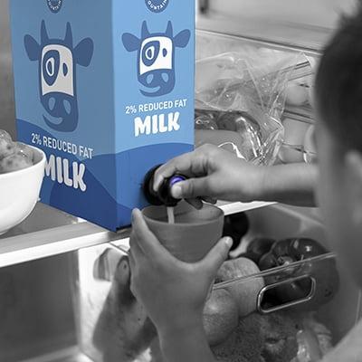 Milk Bag-in-Box
