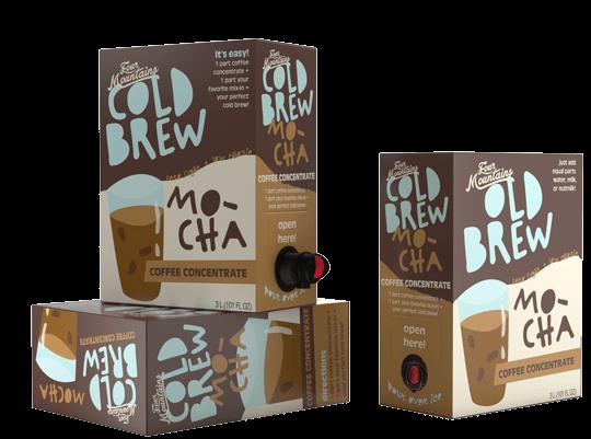 Bag-in-Box Coffee