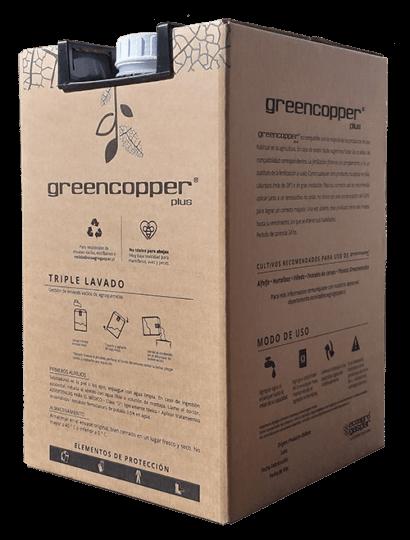 Ecoagro Greencopper Jerribox