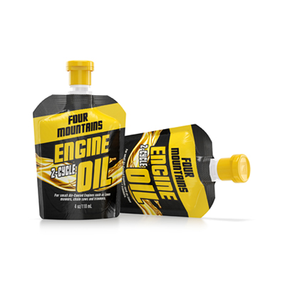 Engine Oil Pouches