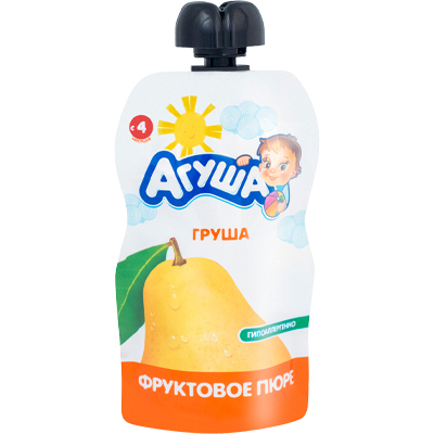 FPO Arywa baby food packaging