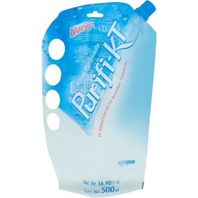 FPO Purifi-kt Water Pouch
