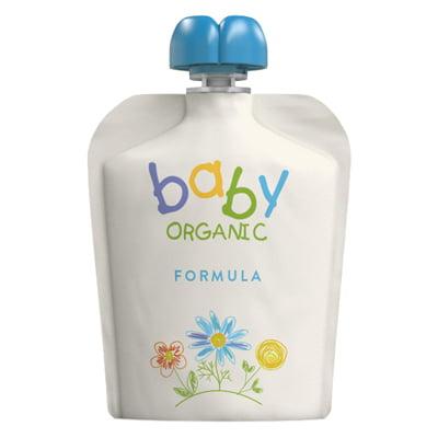 FourMountains Baby Organic Formula Pouch