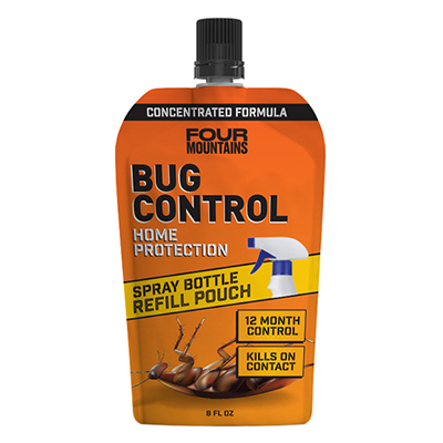 FourMountains Bug Control spray bottle refill Pouch