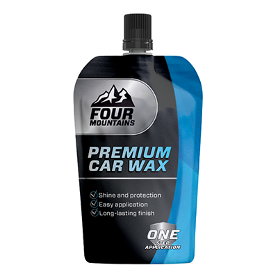 FourMountains Car Wax Pouch