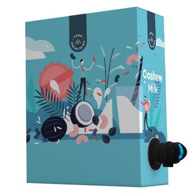 FourMountains Cashew Milk bag-in-box