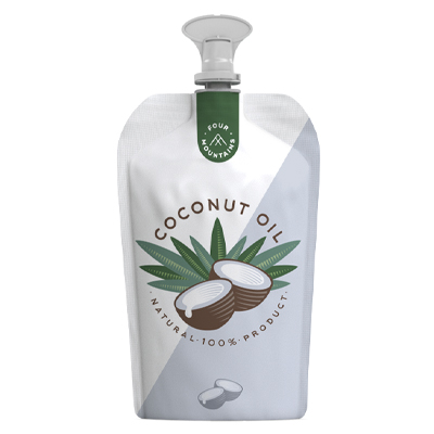 FourMountains Coconut Oil Pouch
