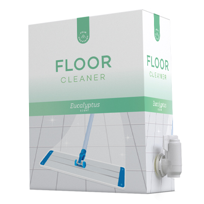 FourMountains Floor Cleaner bag-in-box