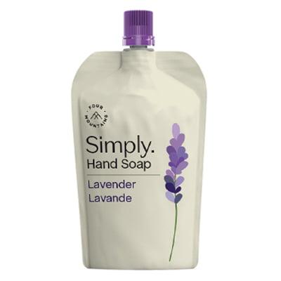 FourMountains Lavender Hand Soap Pouch