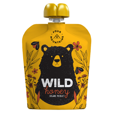 FourMountains Wild Honey Pouch