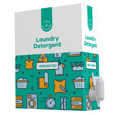 FourMountains Laundry Detergent bag-in-box
