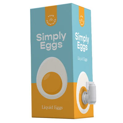 FourMountains Liquid Egg Bag-in-Box