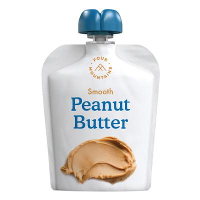 FourMountains Peanut Butter Pouch