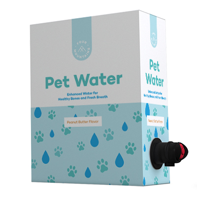 FourMountains Pet Water bag-in-box