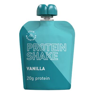 FourMountains Vanilla Protein Shake Pouch