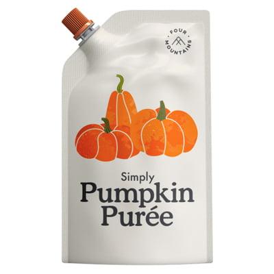 FourMountains Pumpkin Puree Pouch