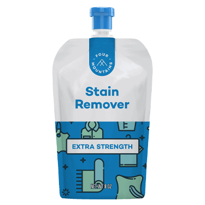 Four Mountains Stain Remover Pouch