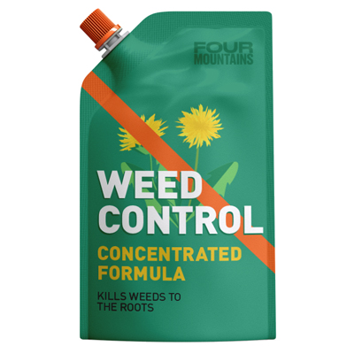 FourMountains Weed Killer Pouch