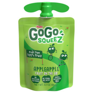 GoGo Squeez Pouch