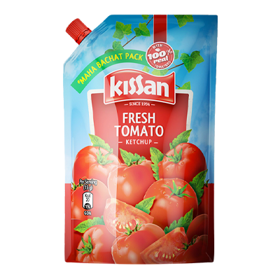 Kissan Ketchup Pouch