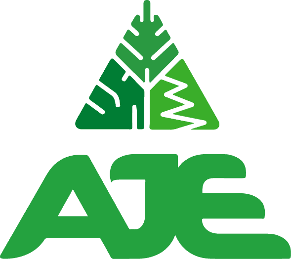 AJE logo