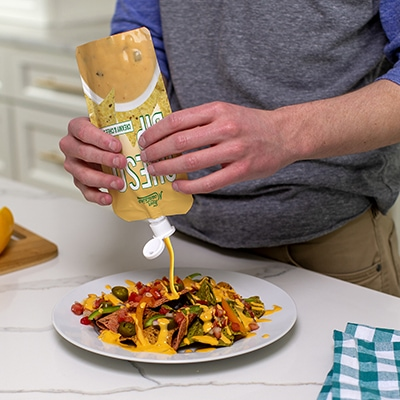 Cheese Sauce Pouch