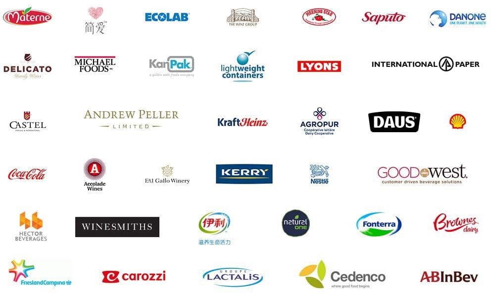 Scholle IPN Customer Logos