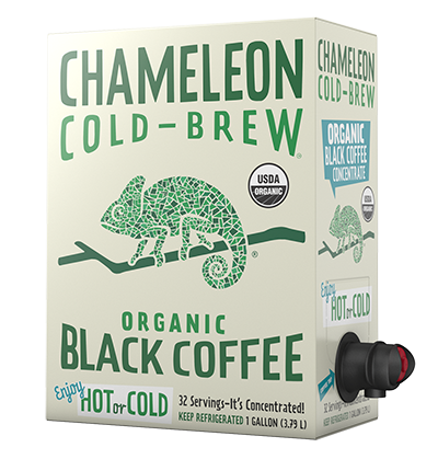 Scholle IPN Chameleon Cold Brew Bag-in-Box