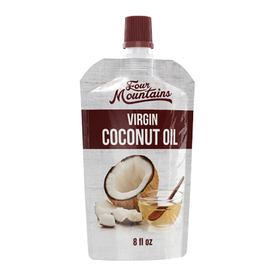 Coconut Oil Pouch
