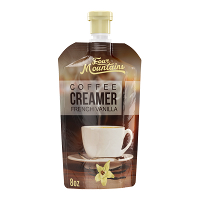 Coffee Creamer Pouch