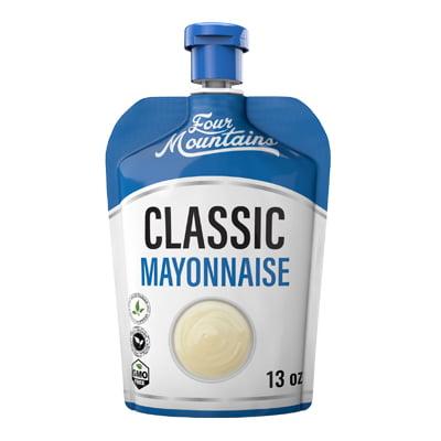 Mayonnaise Pouch
