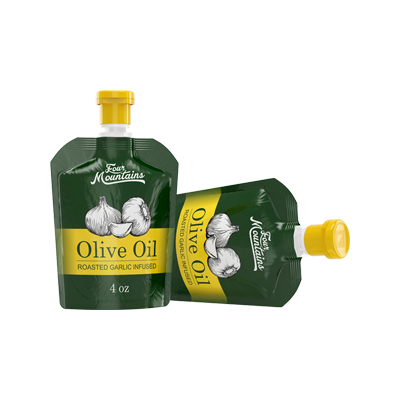 Olive Oil Pouches