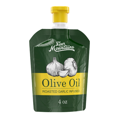 Olive Oil Pouch