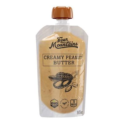 Peanut Butter Pouch