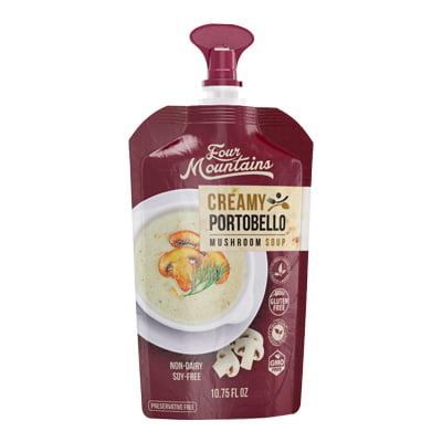 Mushroom Soup Pouch