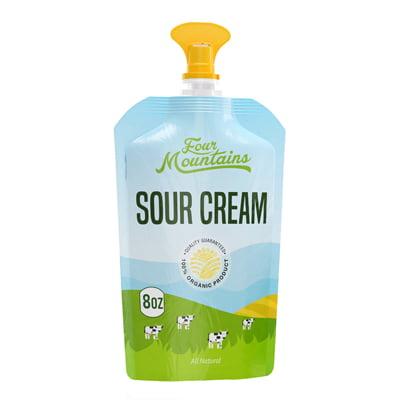 Sour Cream Pouch