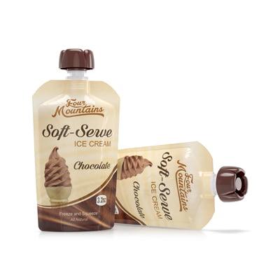 SoftServe Ice Cream Pouches