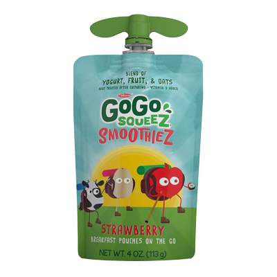 Gogo Squeez Smoothie Pouch