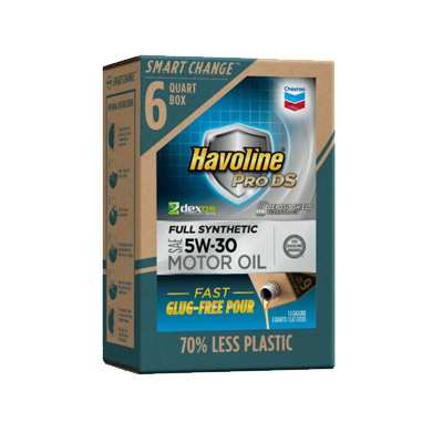 Havoline Bag-in-Box