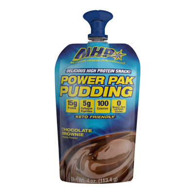 Pudding Pouch