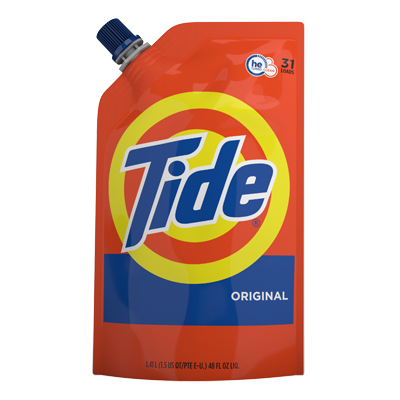 Tide Laundry Refill Pouch