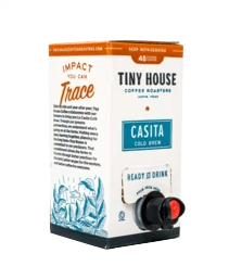 Tiny House Coffee Bag-in-Box