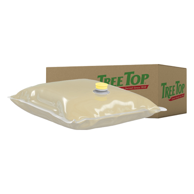 Scholle IPN Tree Top Bag-in-Box packaging