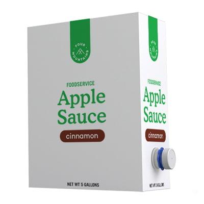 ScholleIPN Applesauce Bag-in-Box
