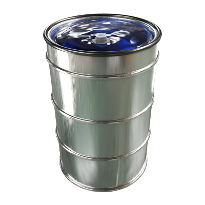 ScholleIPN Bulk Packaging Drum