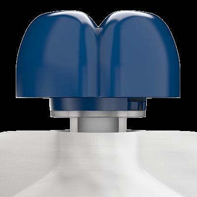 Scholle IPN CleanPouch - CC85RCS Clover Cap
