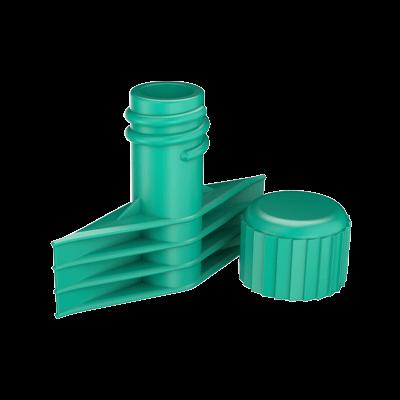 Scholle IPN DD09 Pouch Fitment