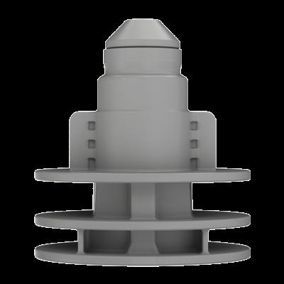 Scholle IPN Fluid Connector - FC80 Pouch Fitment