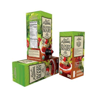 Bloody Mary bag-in-box